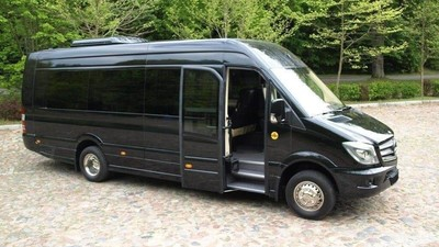 Mercedes-Benz Sprinter ST